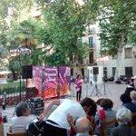 Hoy estamos apoyando que #MarianaPineda sea fiesta Local en #Granada #laicismo #noalatoma http://t.co/q2XnYGJxrK