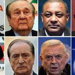 Seis de los siete detenidos de FIFA se oponen a su extradición a EEUU http://t.co/PeML8H6vo9 http://t.co/yvvlMxRT54