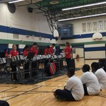 Students from Maple Leaf School in Trinidad performing in Mississauga at @MorningStarMS http://t.co/kdrFzRdD7d