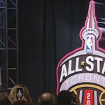 CN Tower dominates logo for 2016 NBA all-star game in Toronto http://t.co/RyR5YeZi9G http://t.co/6svgPtg3Se