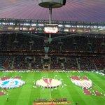 De finale van de Europa League is begonnen! http://t.co/X37tUpruDB