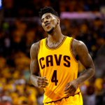 .@LILBTHEBASEDGOD threatens to curse the Cavaliers, @I_Am_Iman makes sure that doesn't happen http://t.co/G4mp97KoWZ http://t.co/SxF9GShcsh
