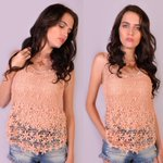 Perfect peach #crochet top.#styleblog #ootd #outfit #scottsdale #phoenix #tempe #asu #fashionblog #potd @ImagesbySeb http://t.co/1ErxbWerri