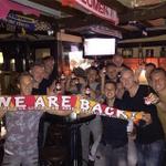 De selectie van PEC Zwolle wenst Go Ahead Eagles komend seizoen veel succes in de Jupiler League! http://t.co/rYBDku5ZVn