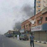 #نجران: مصرع 16جندي سعودي واصابه العشرات جراﺀ قصف مجمع الشرطة غرب #نجران http://t.co/k98ZWAludO http://t.co/ArWkoi3CpK