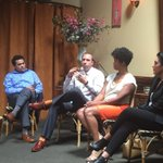 The Panel - @Rob_McAllister discussing Personal Branding w/ @LipstickGiraffe & Maritza Davis of @UnseenHeroes #SPRA http://t.co/yjoQJ7yGuf