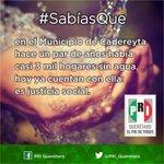 Es importante q todos sepan q trabajamos para la gente! #PRImeroQuerétaro @RLoyolaVera @YoconLoyola @PRI_Queretaro http://t.co/012WJkpHKa