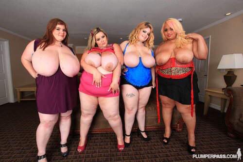 My #wcw #WomanCrushWednesday @MandyMajestic @LexxxiLuxe @SashaaJuggs1 @lovelysillk only 1 missing is