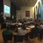 Inwerkavond AB @waterschapagv Roelof Kruize @Waternet samenwerking in de waterketen: doelmatig, duurzaam & dienstbaar http://t.co/yGns3swbgz