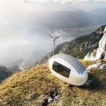 RT @Slate: Live anywhere in this portable, egg-shaped tiny home that runs on renewable energy--PHOTOS: http://t.co/yf79dGK27f