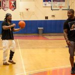 Marshawn Lynch & Pusha T played in the best bball game of 2015 last week: http://t.co/sbbSFXu3bx http://t.co/Ud0XRMXqkv