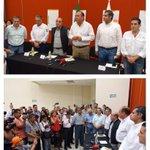 Conferencia de prensa con la presencia del Secretario @MurilloKaram @SEDATU_mx http://t.co/Ajh4ptq4Iu