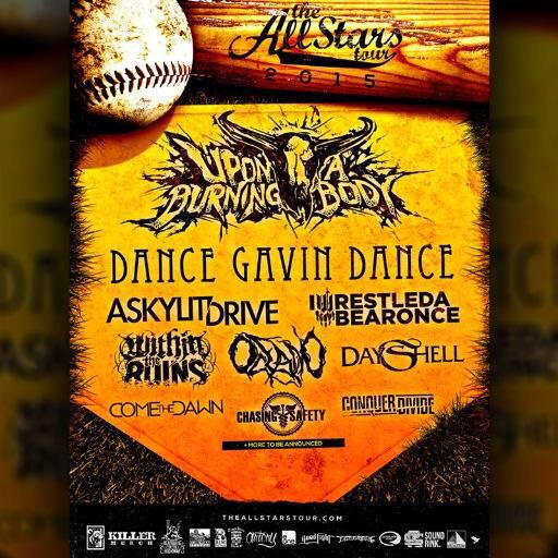 #AllStarsTour2015 - http://t.co/yXzZz6CVbn http://t.co/wCZAVpeuwK