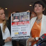 Este #30MVamosTodos en PAZ, vestidos de blanco, a manifestar en toda #Venezuela http://t.co/YFKhFlLPs9 http://t.co/l8ETLNfww0