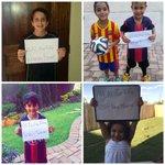 Kids around the world trusting HRH Prince @AliBinAlHussein for #FIFA #AliForFIFA http://t.co/nCXul1DJlz