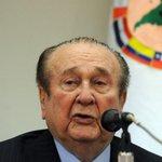 Investigación señala que Nicolás Leoz habría incurrido en sobornos para comercializar derechos de TV http://t.co/O0FGjyfWW2 (JN)
