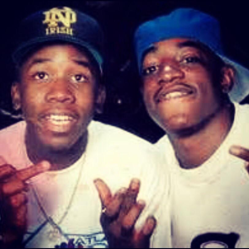 Happy Birthday To My Brother From Another Mother #Andre3000 !!! Since 10th grade #Family1st http://t.co/zK41VKpkW0