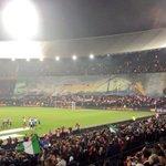 Sevilla FC wint weer de Europa League. Dit seizoen één keer verslagen in Europa; in de Kuip... [Fotos @Feyenoord] http://t.co/lx2xMoOZzJ