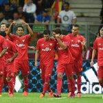 El Sevilla FC es bicampeón de la #UEL y el máximo ganador en la historia de la competición con 4 títulos. http://t.co/0PS09h49mT
