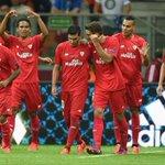 Gracias a ambos equipos, @fcdnipro y @SevillaFC, digna final, ambos dieron el 100% y nos regalaron un JUEGAZO. #UEL http://t.co/ozOfRhYXWl