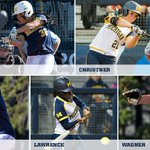 Congrats to our FIVE(!) NFCA All-Americans! Romero, Christner-1st team, Betsa-2nd, Lawrence, Wagner-3rd. #GoBlue http://t.co/QAwJ1BxmPY