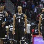 Los Nets quieren traspasar este verano a Joe Johnson, Jarret Jack, Deron Williams y Mason Plummle, según apunta ESPN. http://t.co/nSBlGot01S