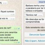 """""""@Estadao: Por WhatsApp, colaboradores de empresas assediam clientes após atendimento http://t.co/l8omPa1CfP http://t.co/aqV11E8XyM"""" eu"""