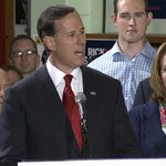 """Rick Santorum: """"Today is the day were going to begin to fight back"""" http://t.co/P9ozAwG0eJ http://t.co/ztgsagnOfb"""