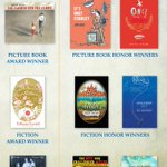 2015 Boston Globe–Horn Book Awards announced http://t.co/Fvfgc9Oum3 #bea15 #sljdod15 #BGHB15 http://t.co/H3oqW6VkAL