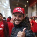 Que tal o boné do torcedor em homenagem a Valdívia? #trbeirario http://t.co/wVmS2Supv4