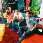 #LaPromo, #YoEnTuLugar, #LaBroma y los segmentos que más te gustan! Los esperamos a las 4:00pm por @Guatevision_tv ???? http://t.co/zooD3KYNpT