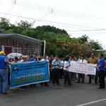 #PorSiNoLoViste Docentes de Herrera protestaron, exigen cumplimiento de acuerdos http://t.co/CEec6JeV6Z #ProvinciasPA http://t.co/8xwYLx4gc5
