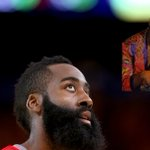 Harden has tied the record for most turnovers in a playoff game. Guess whos at Oracle Arena? http://t.co/U27GF0n4Fu