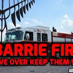 #Barrie #Fire on Scene Lampman Lane Near Bronte Tr Fire in Bathroom Fire Crews Report Under Control #Barrie http://t.co/RqqJpKfCmC