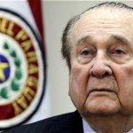 EE. UU. pide a Paraguay la detención de Nicolás Leoz, expresidente de Conmebol http://t.co/10SuVzLhy4 http://t.co/HNR29TQhZV