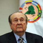 Nicolás Leoz, indignado por pedido de extradición http://t.co/cv7lliZZeR http://t.co/o0VuOXRwqO