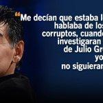 """Maradona arremete contra la @FIFAcom y """"disfruta"""" de la investigación por corrupción http://t.co/l0qNNsMnFJ http://t.co/AVE6Wr6E6M"""