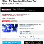 @jakemiller Bostons ready for you but are YOU ready for Boston 😉 Cant wait to meet you! #DazedAndConfusedTour 😎 http://t.co/hsz4lqQtwE