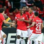 Libertadores: Internacional vence o Santa Fé e vai à semifinal. http://t.co/M1HuKOysGi http://t.co/am1gFZIhAS