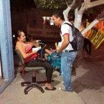 """""""En La Bolivariana somos víctimas de las obras improvisadas que cerraron el acceso de transporte público al barrio"""" http://t.co/OVjRj2kZcW"""