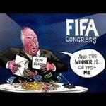 Escándalo de la #FIFA no fue perdonado por los usuarios de las redes sociales Fotogalería http://t.co/jyEasmht9a http://t.co/uMu1loNJVJ