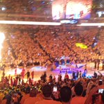 #Warriors Tweets: Go time. #StrengthInNumbers http://t.co/WDW33ftF2t #NBA http://t.co/GodgpQ3rTj