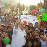 Gracias a las familias de la Nueva Jerusalem por su apoyo, vamos a gestionar mas recursos para Saltillo y Coahuila http://t.co/Vl7EgS274w