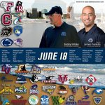 36 Teams now committed to being at our 1-Day Camp on June 18th! #BeSeen #ODUFB #OldDominion #PennState #Camp #Norfolk http://t.co/Ew4Ei2AVmp