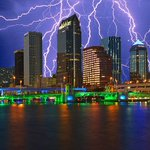 This long exposure photo was taken yesterday evening. Pretty cool, huh? (Courtesy: Alex Kratzer, Tampa) @NWSTampaBay http://t.co/lBRkr7Ov8L