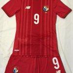 Con este uniforme debutará, vie. 29 de mayo 11pm, #PanamáSub20 ante Argentina en el mundial de Nueva Zelanda. http://t.co/ZScZr4OuUZ