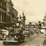 La Avenida Central en la década del 50. #panama http://t.co/6b3KLC1myt