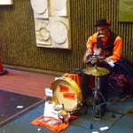 You had a long day, and your bodys clunky. But you come up out of BART, and theres a 1-man band just killin it. #sf http://t.co/KouXORyMHw