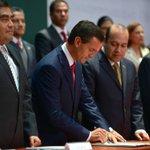 Promulgó el Pdte. @EPN la Reforma Constitucional para crear el Sistema Nal. #Anticorrupción http://t.co/t5cAPOrptN http://t.co/0XQWHK1rRt