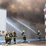 VFRS crews fighting fire in mattress warehouse on Sherbrooke & Marine Dr #3rdAlarm http://t.co/wPRkR2ZJnl